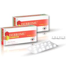 Debromu, otilonio, tabletas, intestino irritable, Menarini, RX